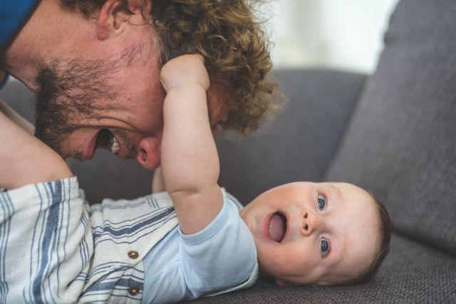 Familienreportage, Homestory, natürliche Familienfotos, natürloiche Babyfotos