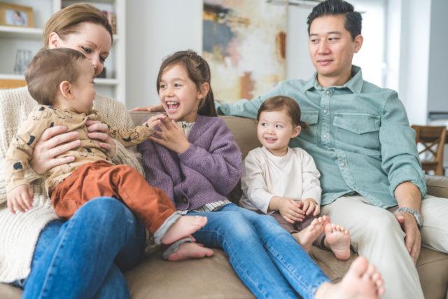 Familienfotograf, Familienfotos