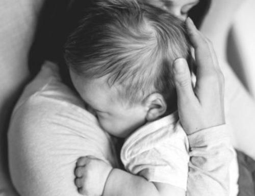 Babyfotografie in Köln zu Hause